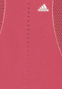 adidas Performance - TEE - T-shirts - pink - 2