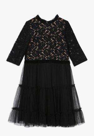 ELARA - Koktejlové šaty/ šaty na párty - noir