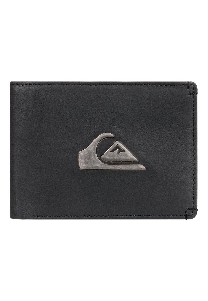 Quiksilver - QUIKSILVER™ NEW MISS DOLLAR - ZWEIFACH FALTBARES LEDER-PORTEMONN - Wallet - black