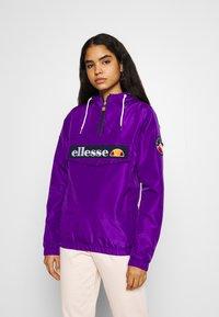 Ellesse - MONTEZ - Windbreakers - dark purple - 0