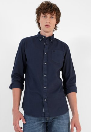 FOREST OXFORD - Shirt - navy