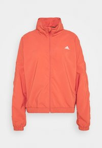 adidas Performance - Treningsjakke - red/white - 3