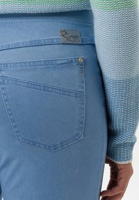 BRAX - STYLE PAMINA - Trousers - sky - 4