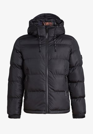 STEAMER - Winter jacket - schwarz