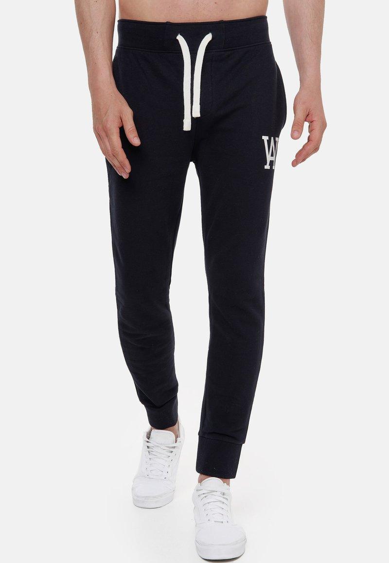 Woldo Athletic - Pantaloni sportivi - schwarz