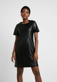 Opus - WASINE - Day dress - black - 0