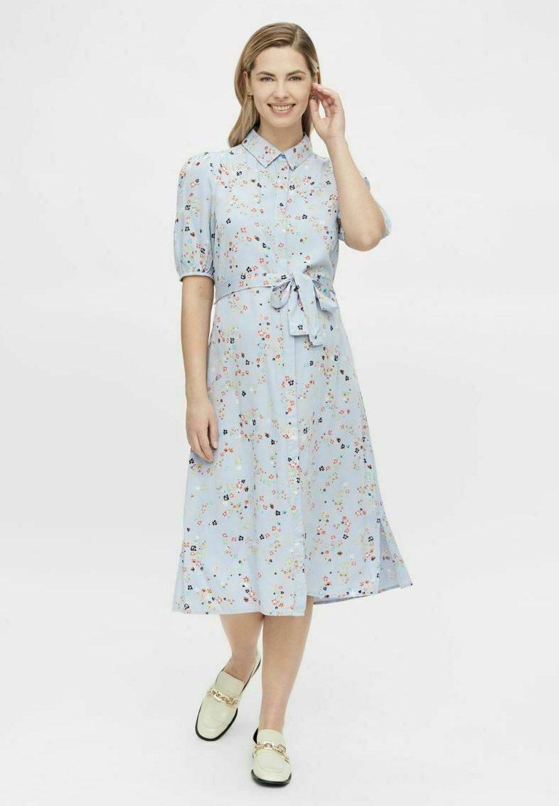 Mujer PCMLALA - Vestido camisero