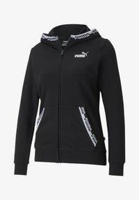 Puma - Zip-up hoodie - puma black - 3