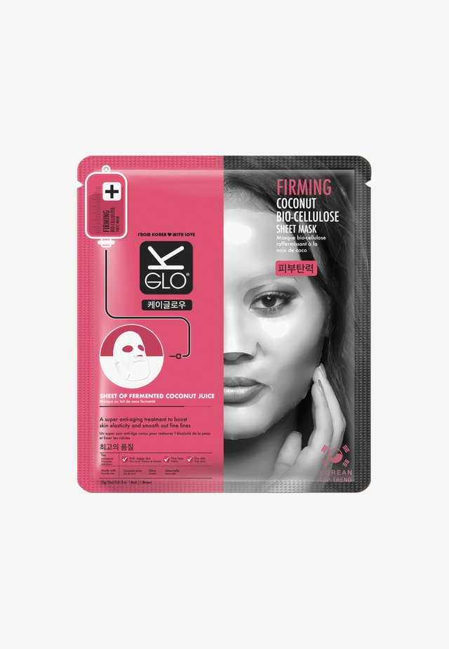 FIRMING BIO-CELLULOSE SHEET MASK 25ML - Masque visage - -