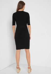 ORSAY - Jumper dress - schwarz - 2