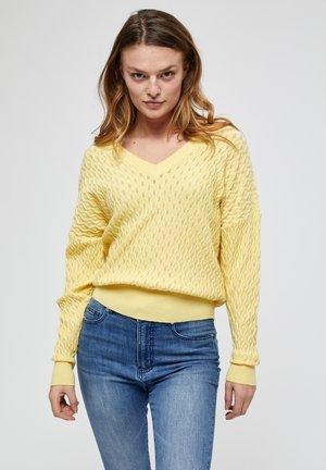 ROSALIA  - Jumper - mellow yellow
