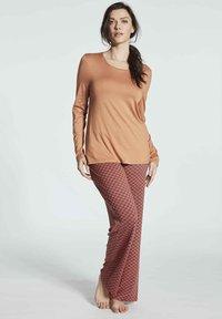 Mey - HOSE - Pyjama bottoms - brick - 1