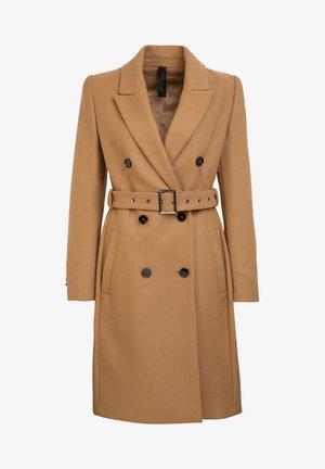 HOLMAN - Trenchcoat - brown