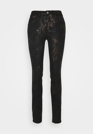 MARTHINA PANT COCO FIT - Broek - bronzed