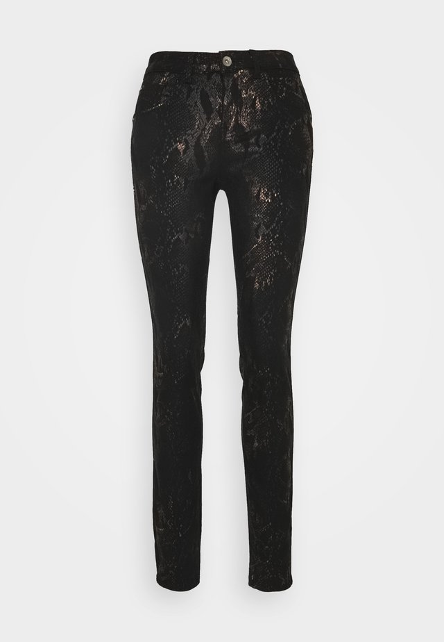 MARTHINA PANT COCO FIT - Trousers - bronzed
