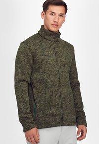 Mammut - CHAMUERA - Fleece jacket - woods - 0