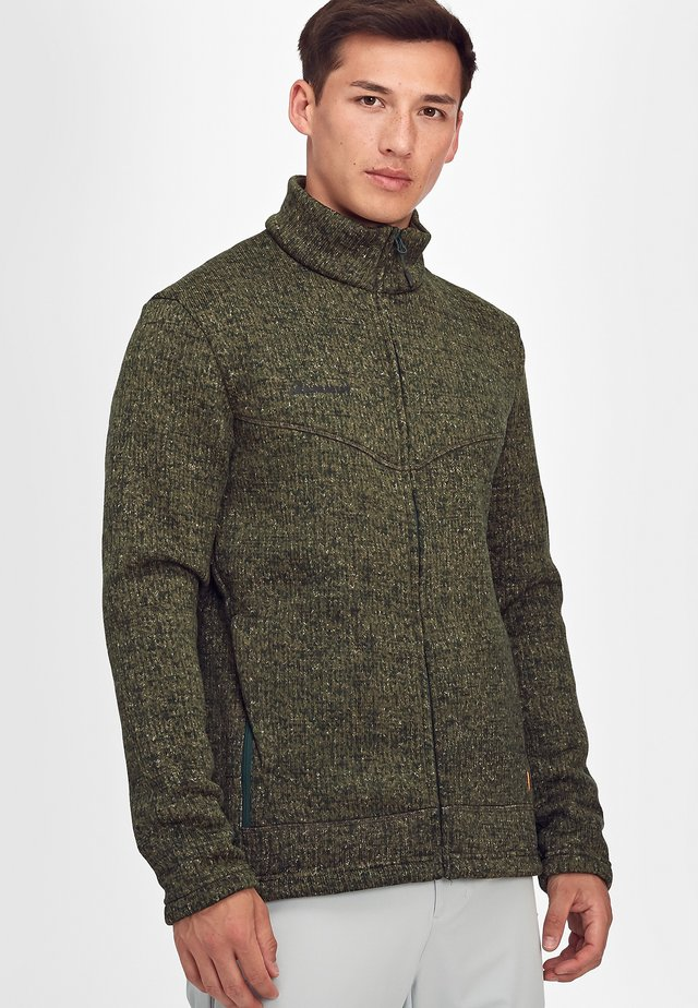 CHAMUERA - Fleece jacket - woods