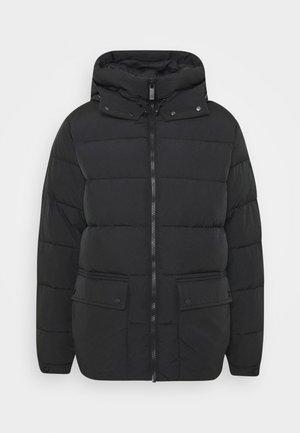 Zimní bunda - black