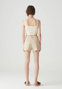 PULL&BEAR - Top - white - 2