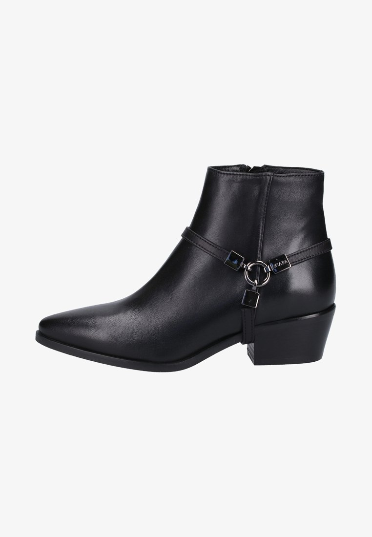 Scapa - STIEFELETTE - Ankle boots - black