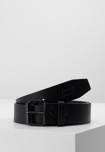 MN HUNTER II PU BELT - Belt - black