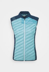 La Sportiva - ARIA VEST - Waistcoat - pacific blue/opal - 4
