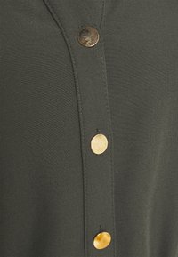 NAF NAF - MARINETTE - Skjortekjole - vert khaki - 2