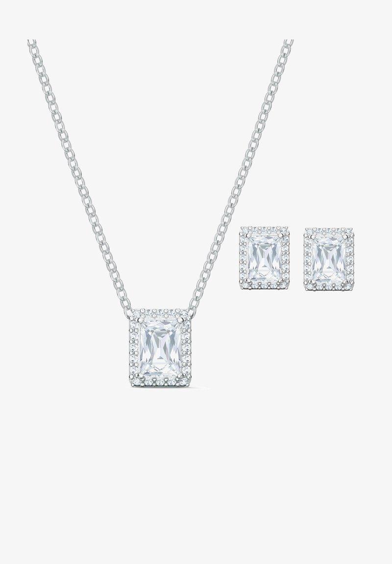 Swarovski - ANGELIC SET - Earrings - white