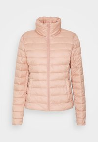 Vila - VISIBIRIA SHORT JACKET - Light jacket - misty rose - 5