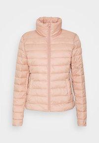 VISIBIRIA SHORT JACKET - Light jacket - misty rose