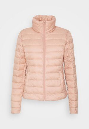 VISIBIRIA SHORT JACKET - Light jacket - misty rose