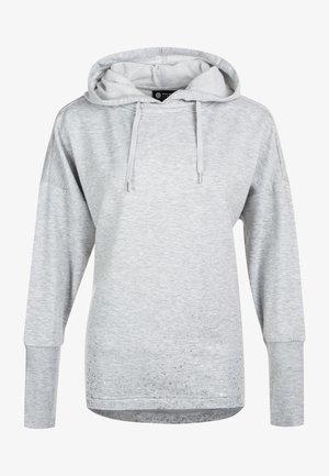NODIA - Hoodie - 1005 light grey melange