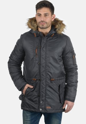 EUGEN - Parka - ebony grey
