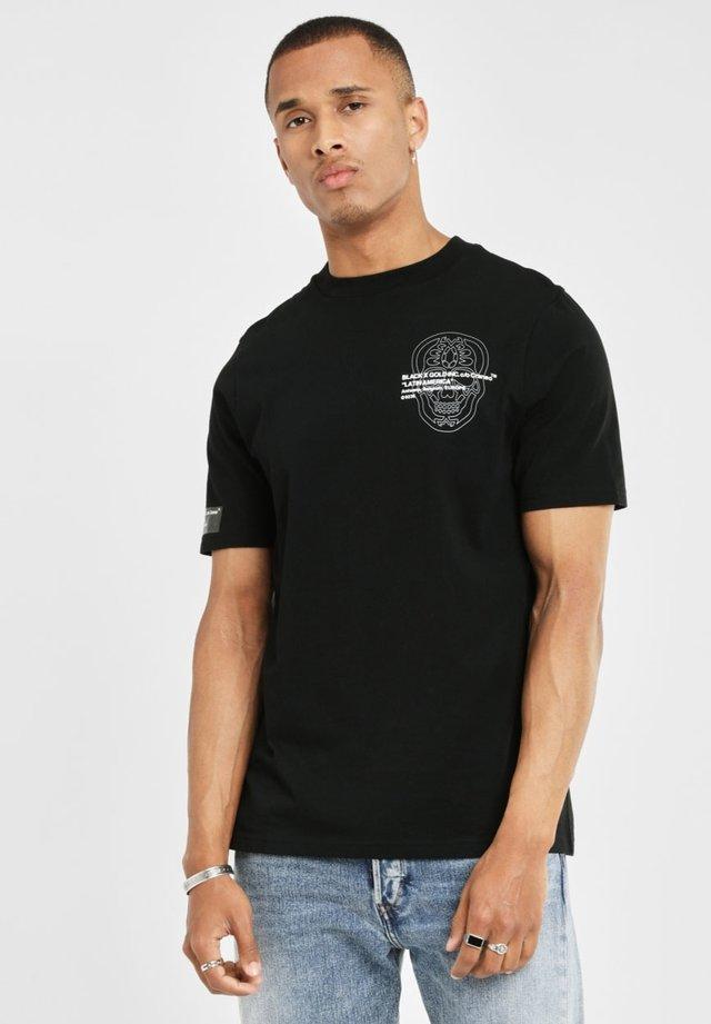 PHARMACOSTI - T-shirt print - black