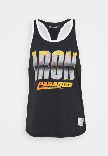 PROJECT ROCK IRON - Top - black