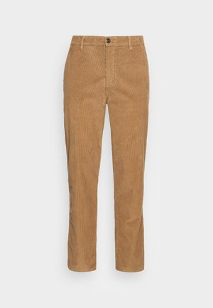 ALPHA ICON TAPERED - Trousers - ermine