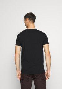 AMICCI - AVELLINO - Print T-shirt - black - 2