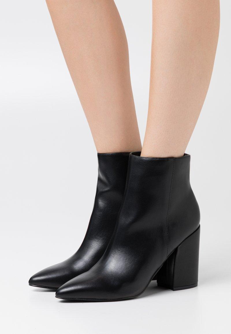 Madden Girl - MEEKO - High heeled ankle boots - black