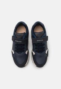 Geox - ALFIER BOY - Zapatillas - navy/dark grey - 3