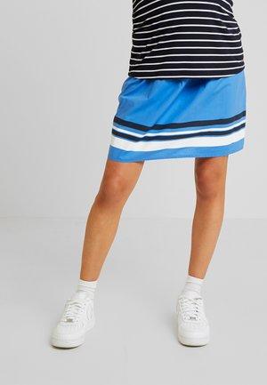 Mini skirt - palace blue
