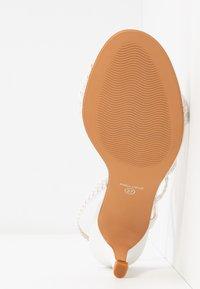 Anna Field - Sandals - white - 6