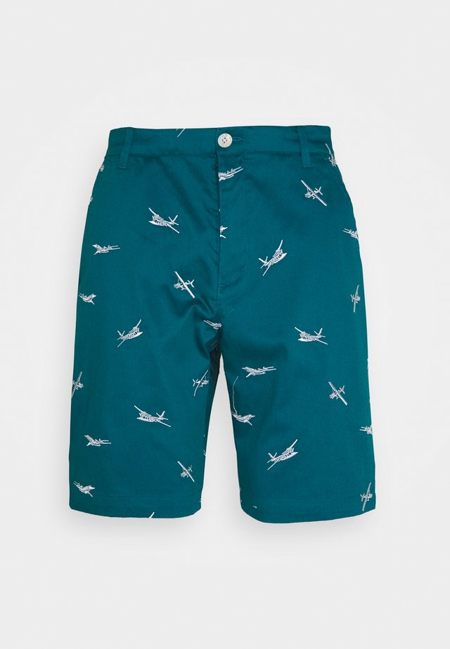 CESSNA - Short de sport - legion blue