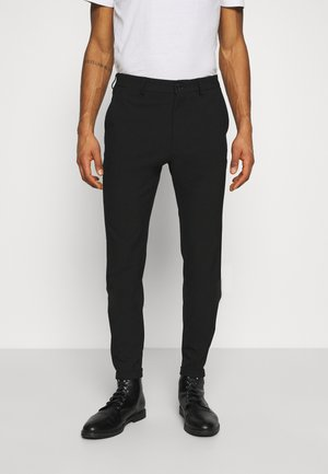 LIAM PANT - Trousers - black