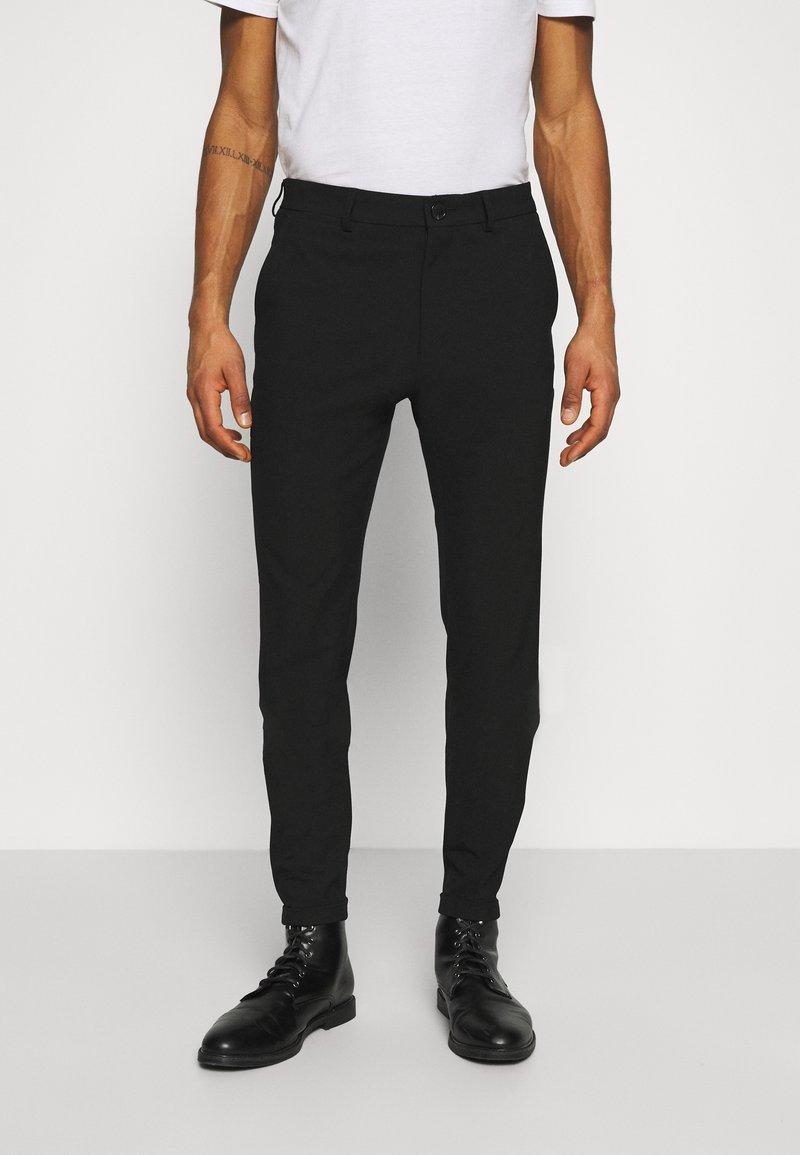 Matinique - LIAM PANT - Pantaloni - black