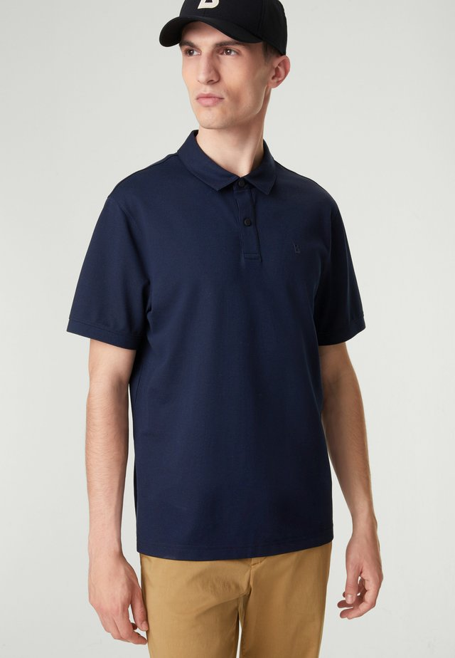 TIMO - Polo shirt - navy-blau
