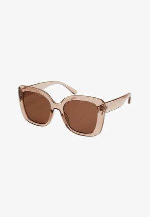 Solglasögon - pastelroze
