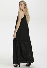Culture - CUBELINDA  - Maxi dress - black - 1