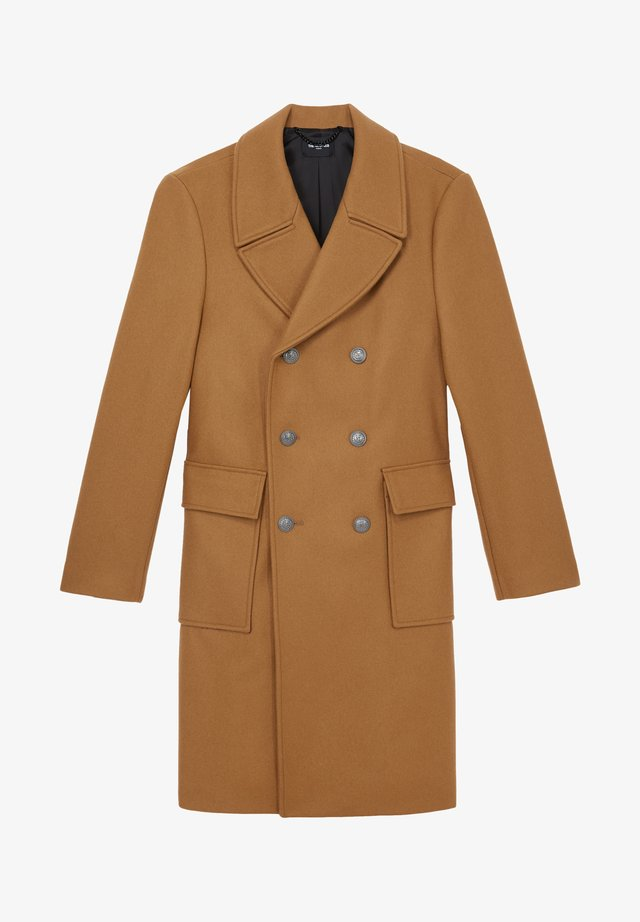 MANTEAU - Short coat - camel