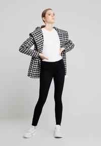 Noisy May - Jeans Skinny Fit - black denim - 1