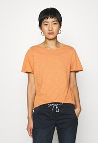 GAP - SLUB  - T-shirt basic - tumeric - 0